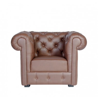 FAUTEUIL CHESTERFIELD 1P